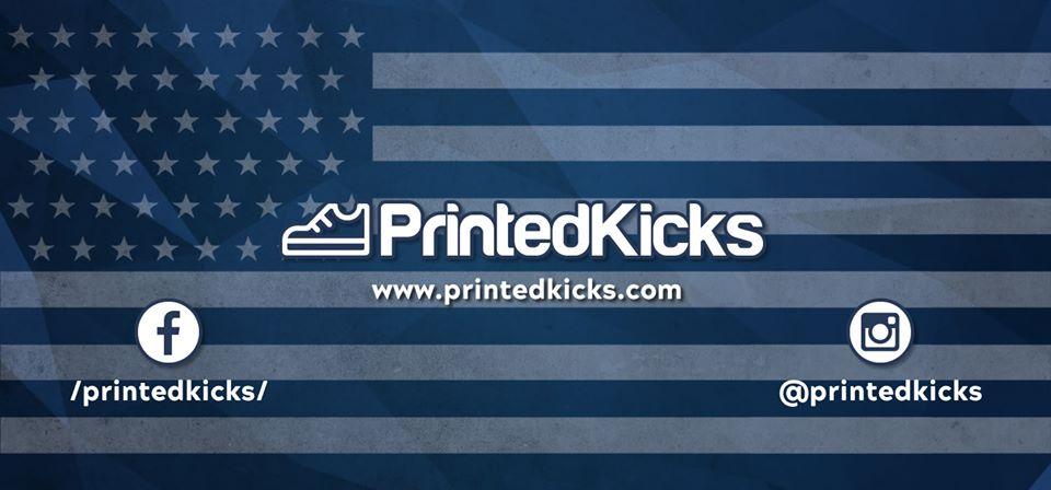 Printed Kicks Discount Code