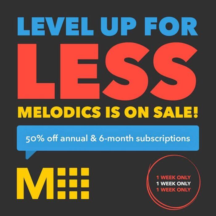Melodics Promo Code