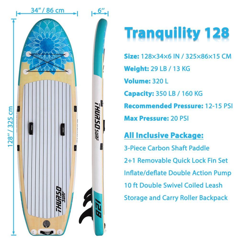 Thurso Surf Tranquility sup