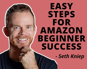 Steps for amazon beginner success