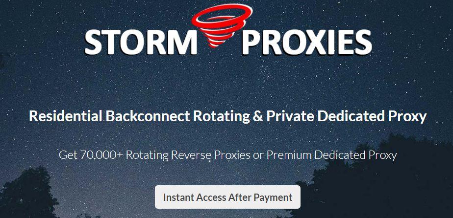 storm proxies coupon