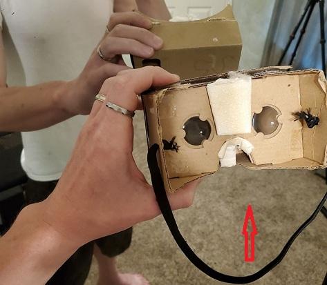 Google Cardboard VR Kit