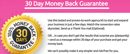 DFY Hero Money Back Guarantee