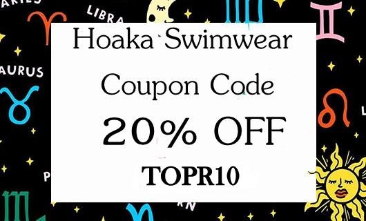 Hoaka Swimwear Discount Code
