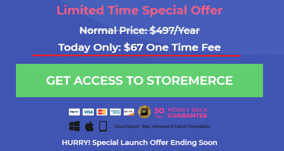 Stormerce Pricing