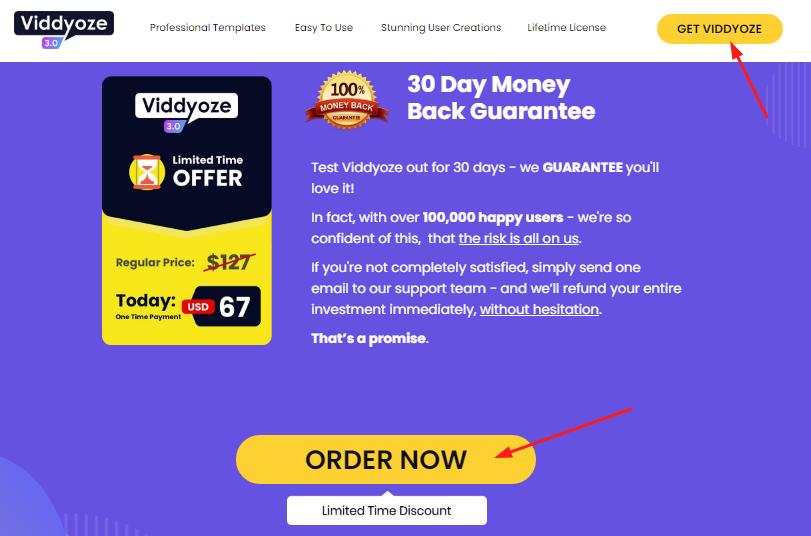 Avail Viddyoze Coupon Code