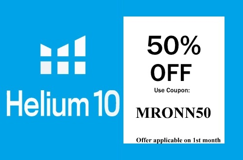 50% OFF Helium coupon