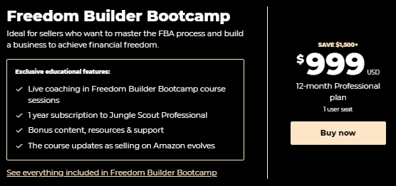 Freedom Builder Bootcamp